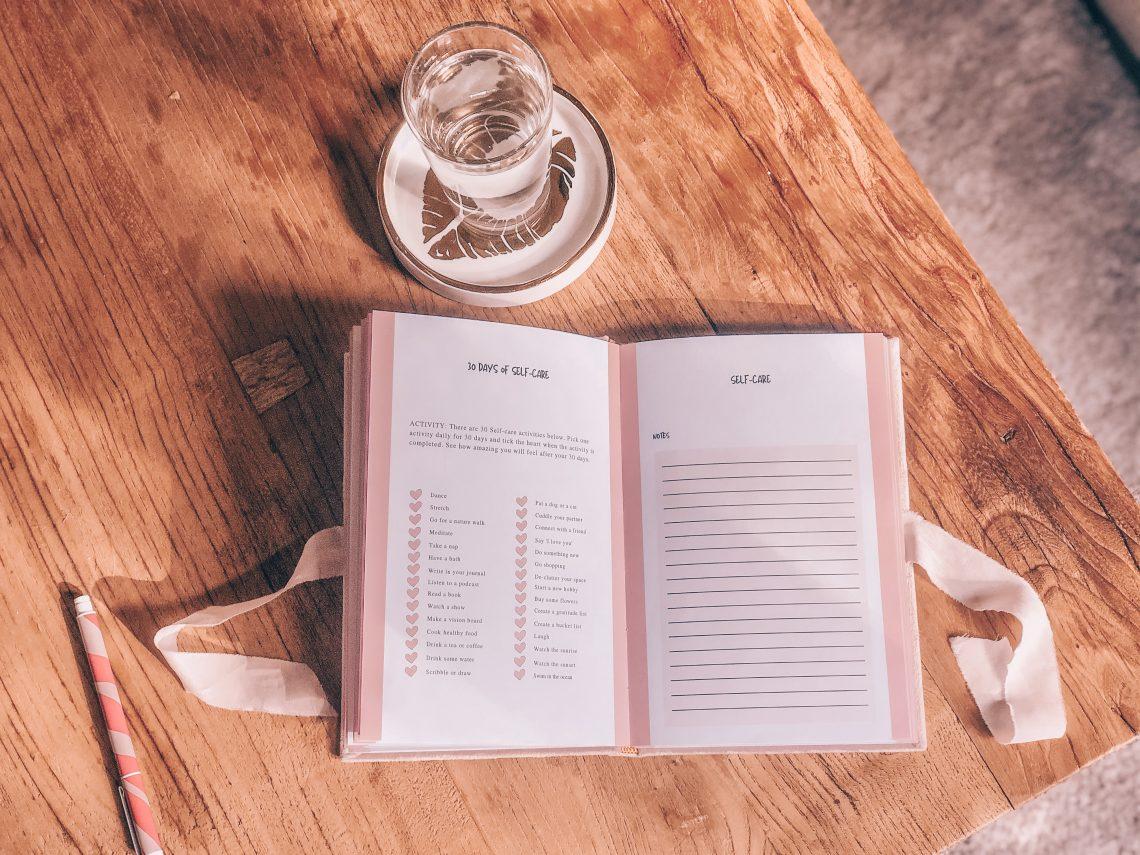 stress less journal